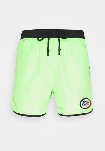 BMBX-REEF-40 - Swimming shorts - neon green