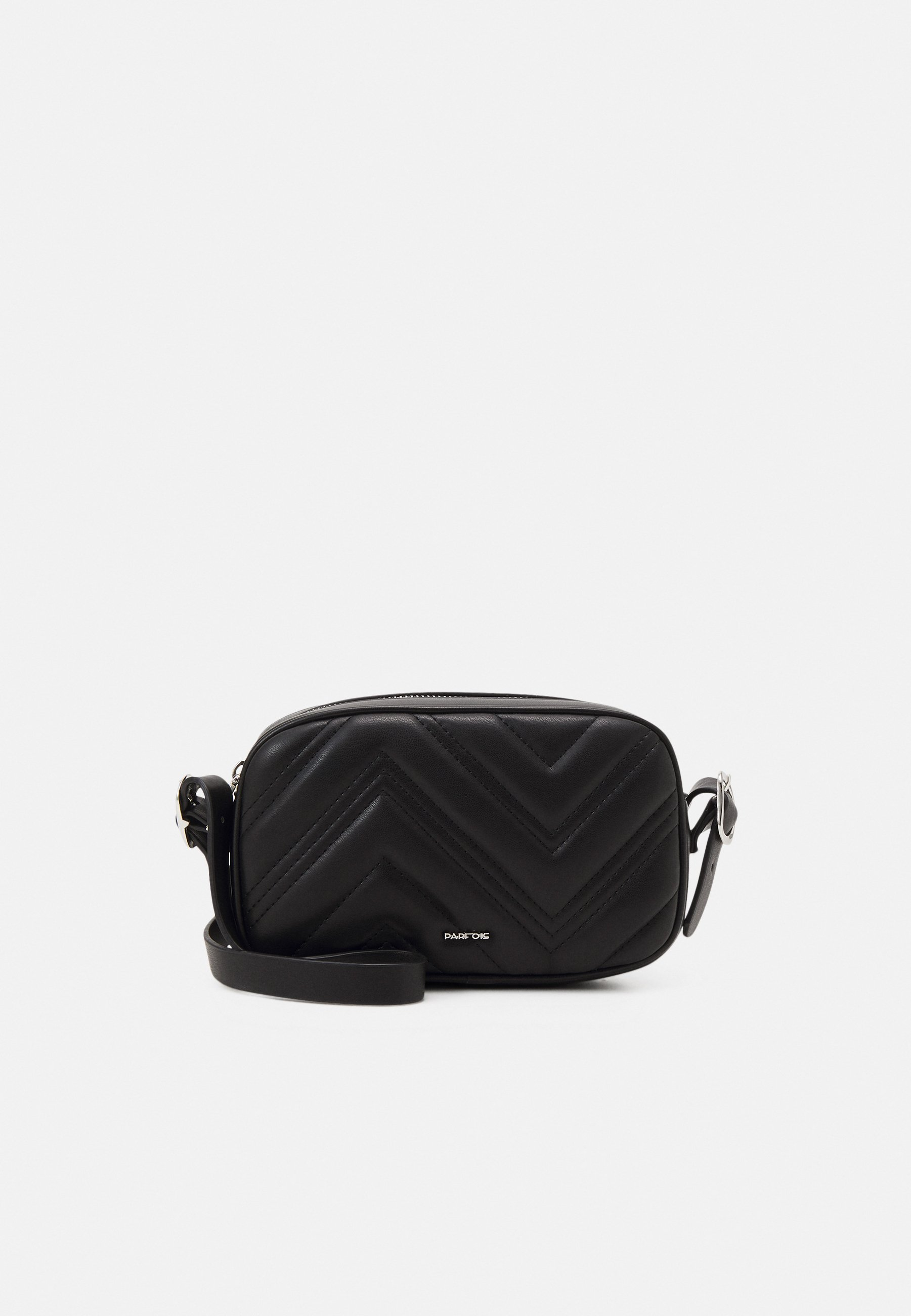 Damen CROSSBODY BAG RON BLACK - Umhängetasche
