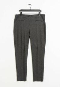 ANNA MONTANA - Trousers - grey - 0
