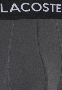 Lacoste - 3 PACK - Underkläder - grey - 4