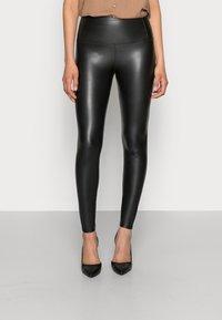 AllSaints - CORA  - Leggings - black - 0