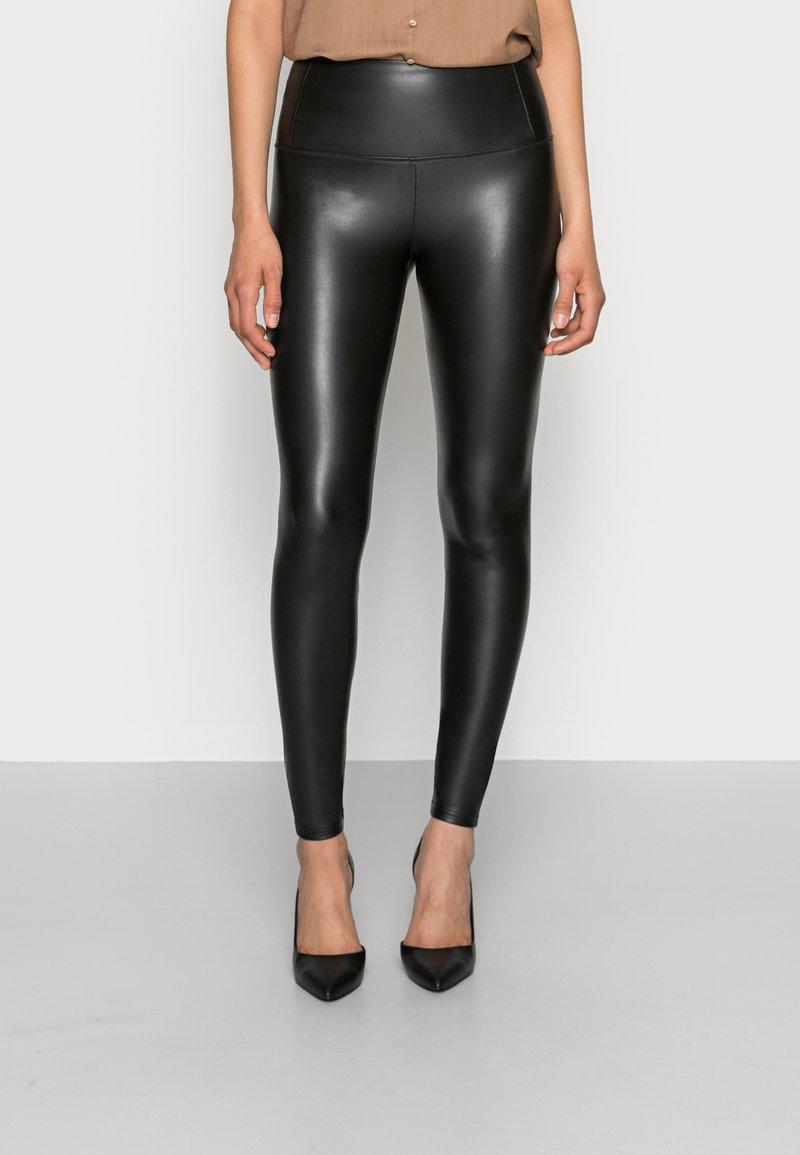 AllSaints - CORA  - Leggings - black