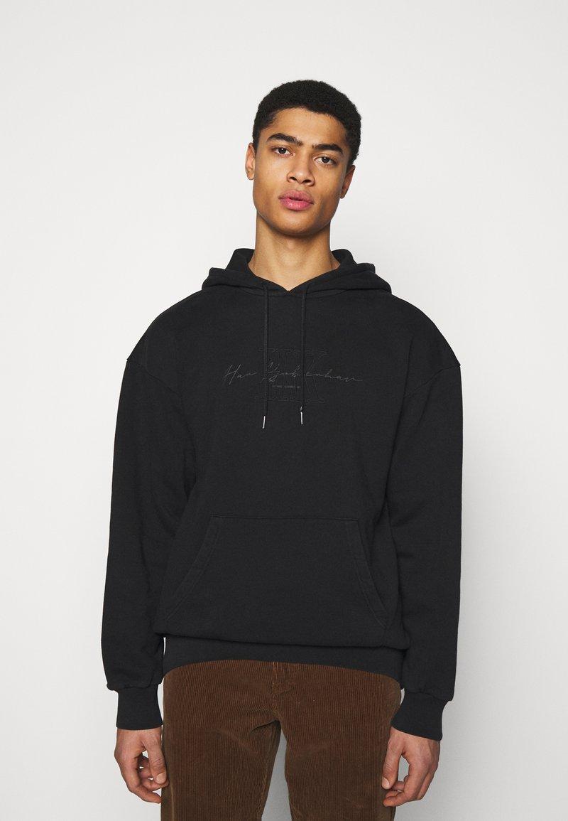 Han Kjøbenhavn - BULKY HOODIE - Sweatshirt - faded black