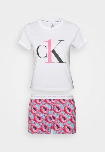 ONE LOUNGE SET - Pijama - pink smoothie