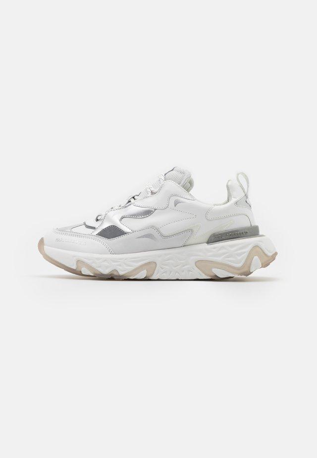 BLAZE STRIKE LACE  - Sneakers laag - white/silver