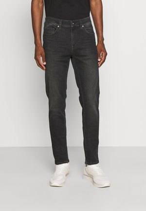 VEGAS - Straight leg jeans - denim black