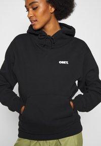 Obey Clothing - BOLD - Hoodie - black - 6