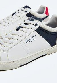 Pepe Jeans - RODNEY SPORT - Sneakers basse - blanco - 4