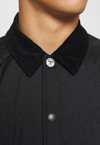 Barbour Beacon - STARLING QUILT - Light jacket - black - 6