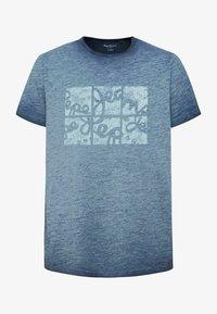 Pepe Jeans - YORAM - Print T-shirt - thames - 4