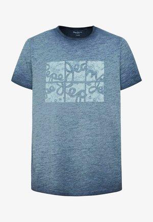 YORAM - T-shirt med print - thames