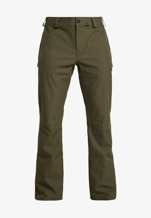 KLOCKER TIGHT PANT - Pantaloni da neve - forest