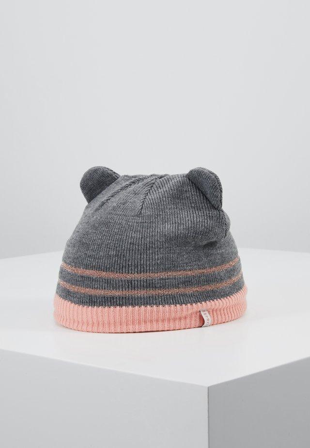 SCARVES HATS - Gorro - dark heather grey