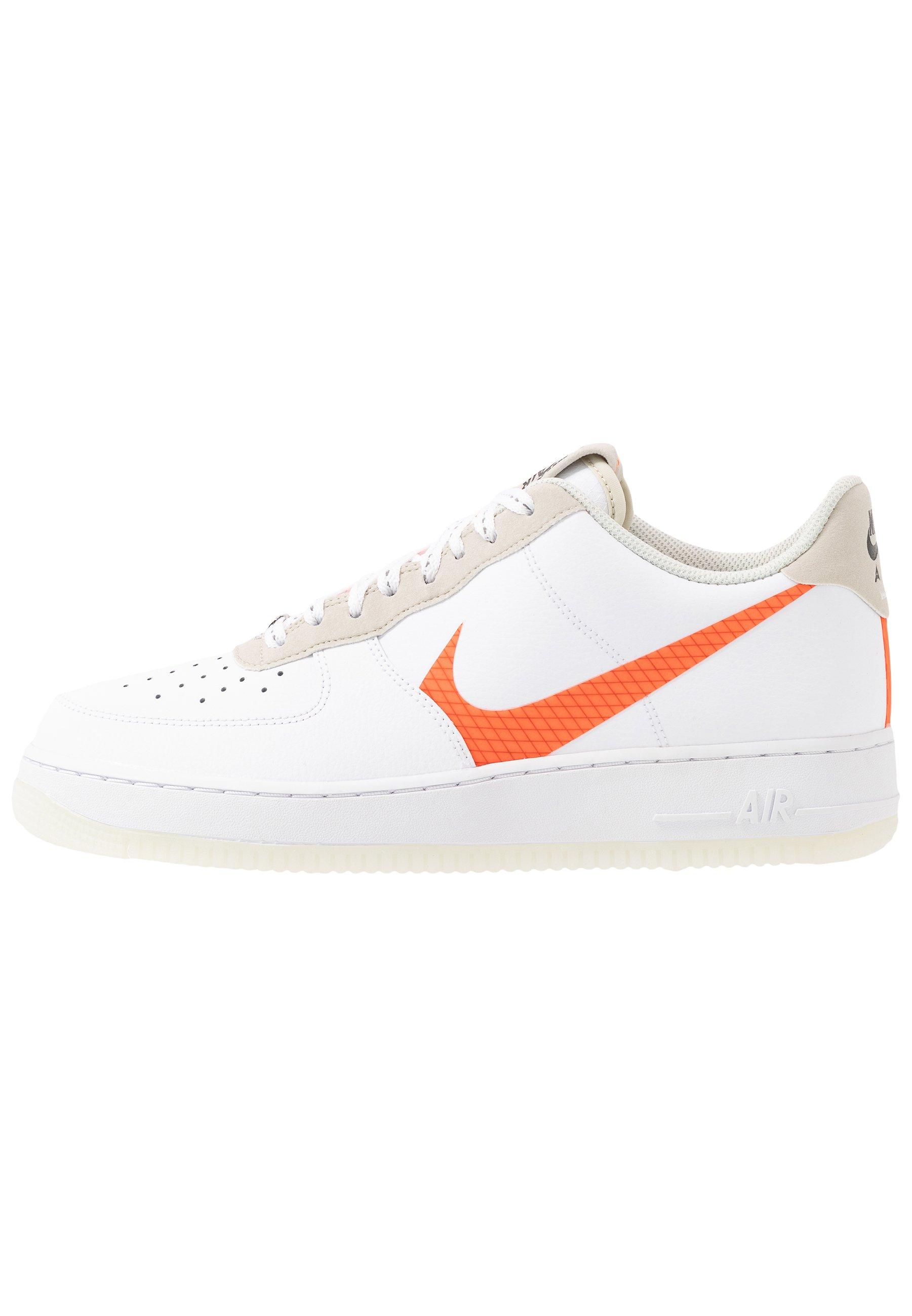 air force 1 blanche et orange