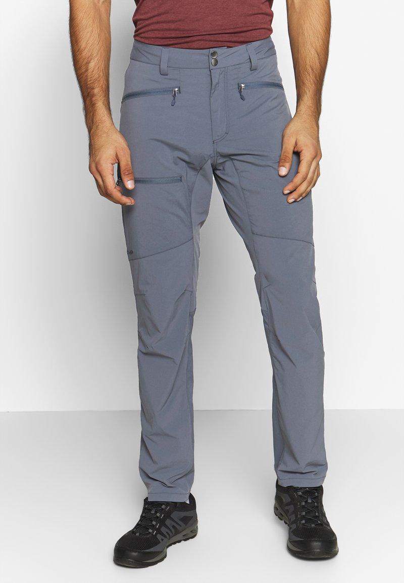 Haglöfs - LITE FLEX PANT MEN - Outdoor trousers - dense blue