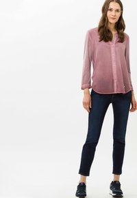 BRAX - STYLE CLARISSA - T-shirt à manches longues - pink - 1