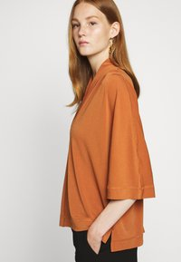 By Malene Birger - BIJANA - Long sleeved top - brick - 4