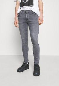 Antony Morato - Slim fit jeans - grey steel - 0
