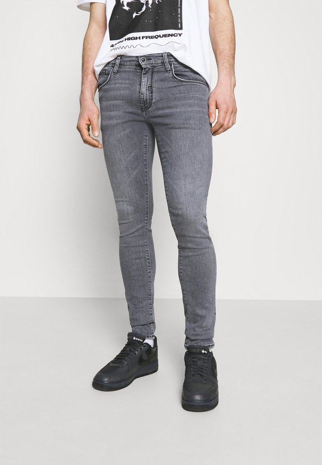 Jeans Slim Fit - grey steel
