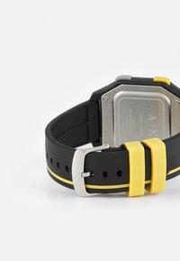 Armani Exchange - Digital watch - black - 1