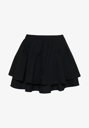 KATE SKIRT - Spódnica mini - black