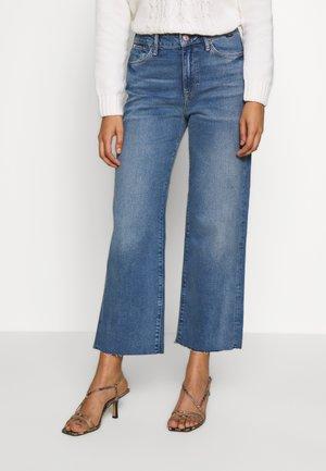 ROMEE - Jeansy Straight Leg - indigo used