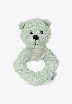 GREIFLING TERRYBÄR  - Cuddly toy - mintgrün