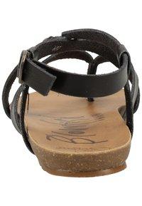 Blowfish Malibu - T-bar sandals - black - 3