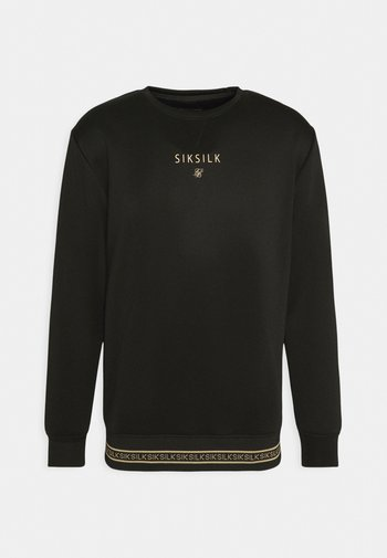 ELEMENT CREW - Sweatshirt - black/gold