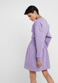 Opening Ceremony - MINI RIB DRESS - Day dress - purple - 3