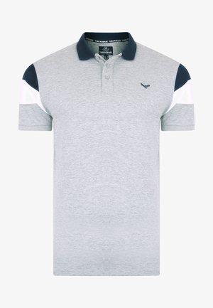 TAGGART - Polo shirt - grey marl
