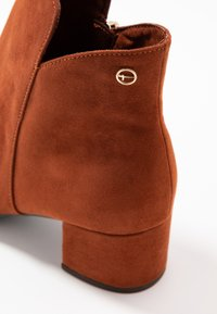 Tamaris - WOMS - Ankle boots - brandy - 2