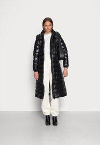 Calvin Klein - LOFTY COAT - Doudoune -  black - 1