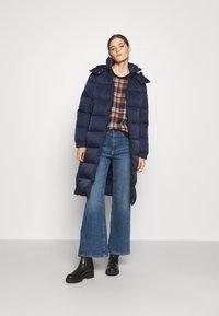 HUGO - FAVINA - Winter coat - open blue - 1