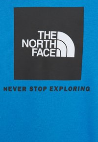 The North Face - NEW BOX CREW HOODIE UNISEX - Hoodie - clear lake blue - 4