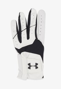 Under Armour - ISO CHILL GOLF GLOVE - Rukavice - black - 0