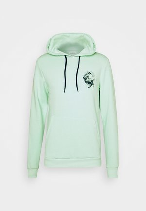 Sweat à capuche - mint