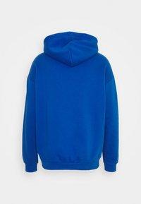 YOURTURN - UNISEX - Jersey con capucha - blue - 1