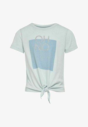 T-shirt print - plein air