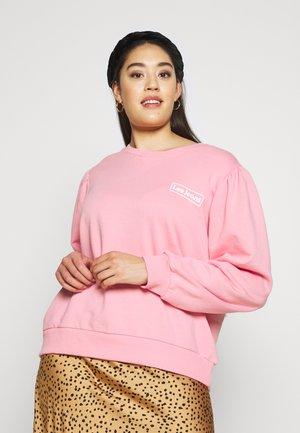 GRAPHIC - Sweater - la pink