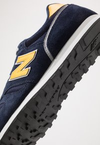 New Balance - 373 - Sneakersy niskie - blue/yellow - 5