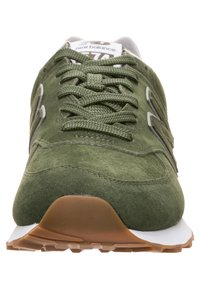 New Balance - ML574 - Trainers - covert green - 4