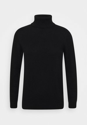 TURTLENECK - Jumper - black
