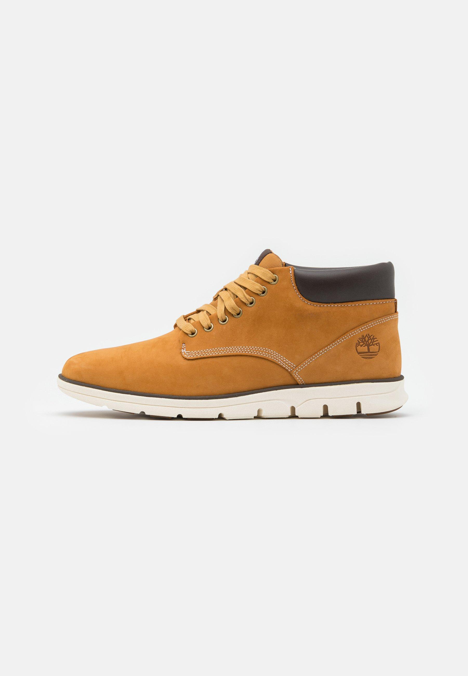 chaussure homme bottine cuir timberland