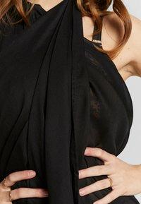 LASCANA - PAREO - Wrap skirt - schwarz - 5