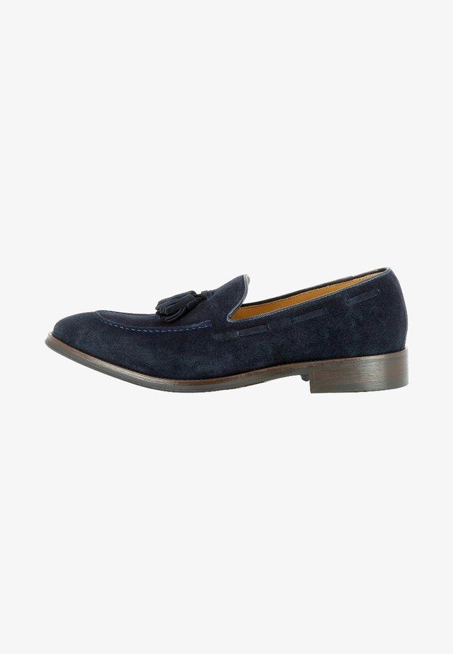 STEFANO - Scarpe senza lacci - blue