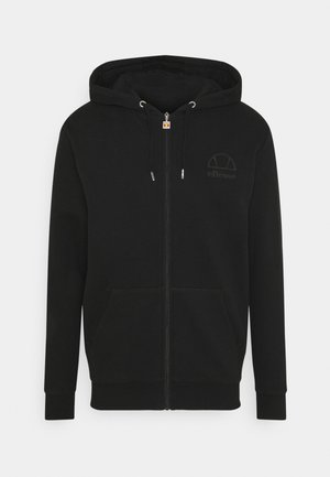 SABARE - veste en sweat zippée - black