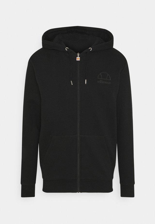 SABARE - Zip-up hoodie - black
