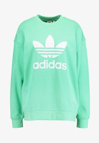 adidas Originals - CREW - Sweater - prism mint/white - 4