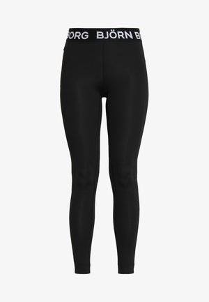 CORA ESSENTIAL - Leggings - black beauty